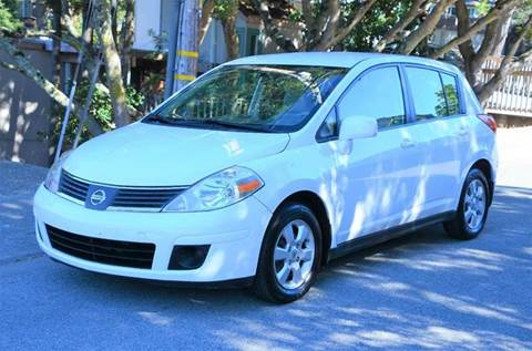 2007 Nissan Versa for sale at Brand Motors llc - Belmont Lot in Belmont CA