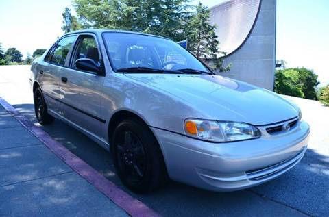 1999 Toyota Corolla for sale at Brand Motors llc - Belmont Lot in Belmont CA