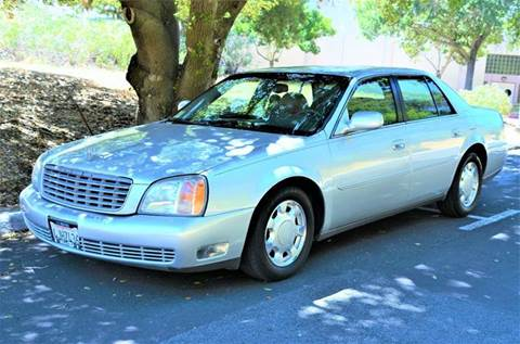 2000 Cadillac DeVille for sale at Brand Motors llc - Belmont Lot in Belmont CA