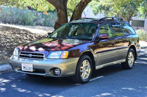2001 Subaru Outback for sale at Brand Motors llc - Belmont Lot in Belmont CA