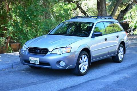 2006 Subaru Outback for sale at Brand Motors llc - Belmont Lot in Belmont CA