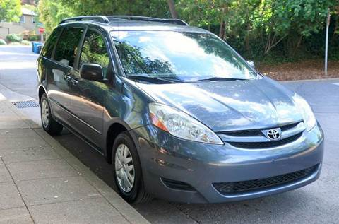 2009 Toyota Sienna for sale at Brand Motors llc - Belmont Lot in Belmont CA