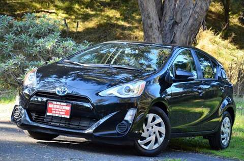 2015 Toyota Prius c for sale at Brand Motors llc - Belmont Lot in Belmont CA