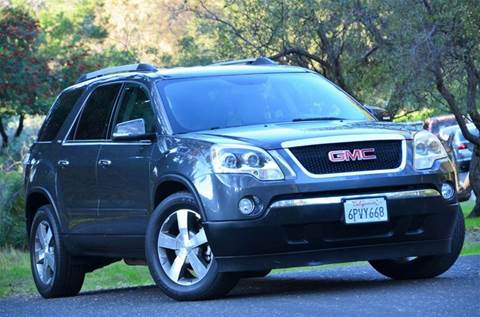 2011 GMC Acadia for sale at Brand Motors llc - Belmont Lot in Belmont CA