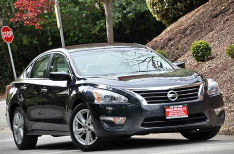 2013 Nissan Altima for sale at Brand Motors llc - Belmont Lot in Belmont CA