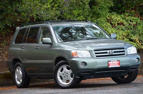 2006 Toyota Highlander for sale at Brand Motors llc - Belmont Lot in Belmont CA