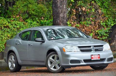 2013 Dodge Avenger for sale at Brand Motors llc - Belmont Lot in Belmont CA