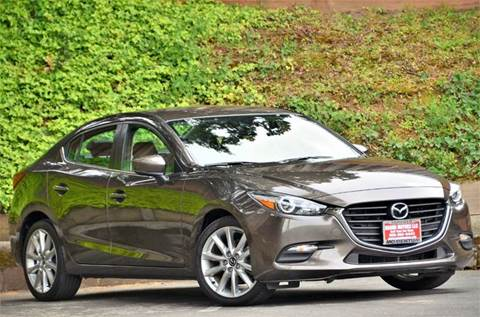 2017 Mazda MAZDA3 for sale at Brand Motors llc - Belmont Lot in Belmont CA