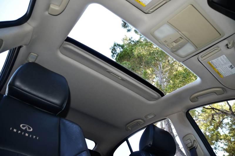2007 Infiniti G35 Journey 4dr Sedan - Belmont CA