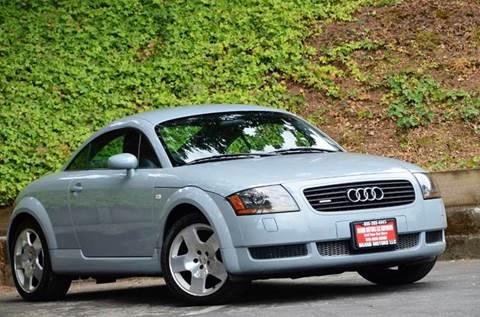 2001 Audi TT for sale at Brand Motors llc - Belmont Lot in Belmont CA