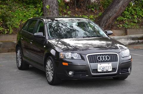 2008 Audi A3 for sale at Brand Motors llc - Belmont Lot in Belmont CA