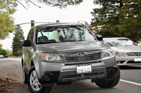 2009 Subaru Forester for sale at Brand Motors llc - Belmont Lot in Belmont CA
