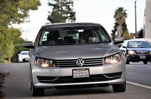2014 Volkswagen Passat for sale at Brand Motors llc - Belmont Lot in Belmont CA