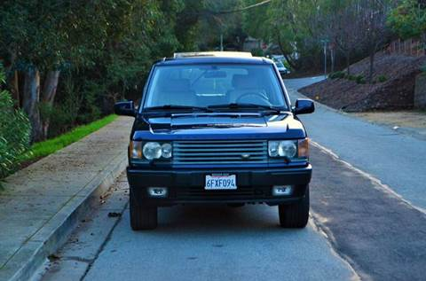 2002 Land Rover Range Rover for sale at Brand Motors llc in Belmont CA