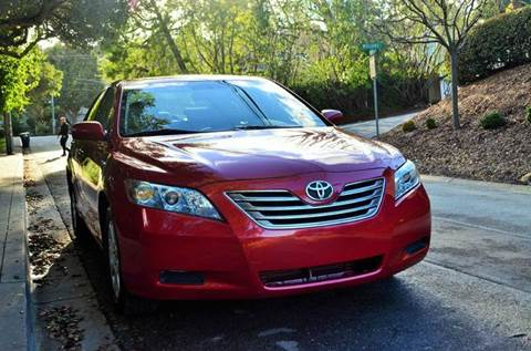 2007 Toyota Camry Hybrid for sale at Brand Motors llc in Belmont CA