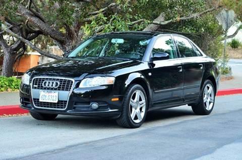 2008 Audi A4 for sale at Brand Motors llc in Belmont CA
