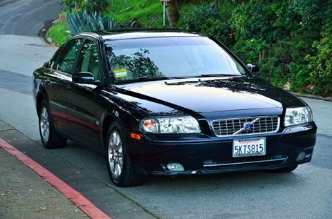 2005 Volvo S80 for sale at Brand Motors llc in Belmont CA