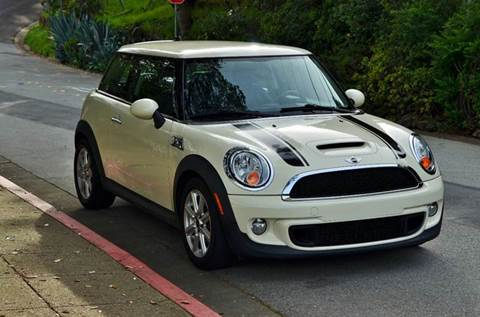 2012 MINI Cooper Hardtop for sale at Brand Motors llc in Belmont CA
