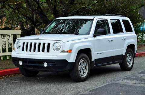 2015 Jeep Patriot for sale at Brand Motors llc in Belmont CA