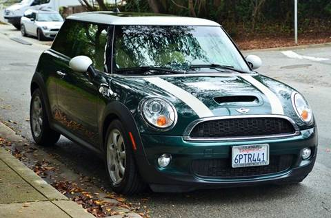 2010 MINI Cooper for sale at Brand Motors llc in Belmont CA