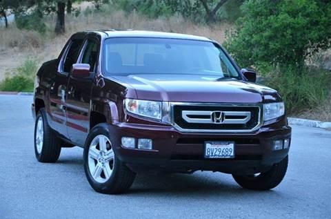 2009 Honda Ridgeline for sale at Brand Motors llc - Belmont Lot in Belmont CA