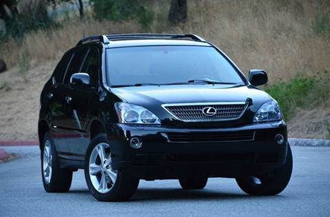 2008 Lexus RX 400h for sale at Brand Motors llc - Belmont Lot in Belmont CA