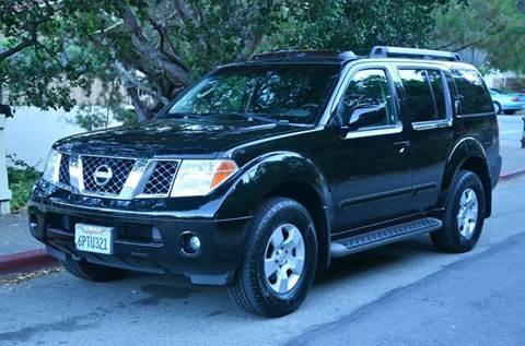 2007 Nissan Pathfinder for sale at Brand Motors llc - Belmont Lot in Belmont CA