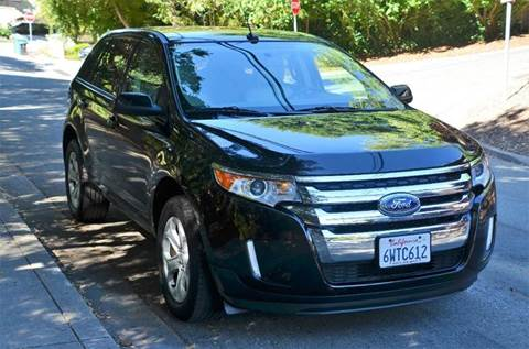 2013 Ford Edge for sale at Brand Motors llc - Belmont Lot in Belmont CA
