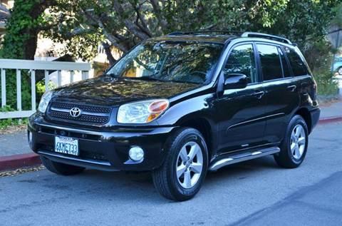2005 Toyota RAV4 for sale at Brand Motors llc - Belmont Lot in Belmont CA