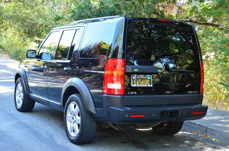 2005 Land Rover LR3 SE 4WD 4dr SUV - Belmont CA