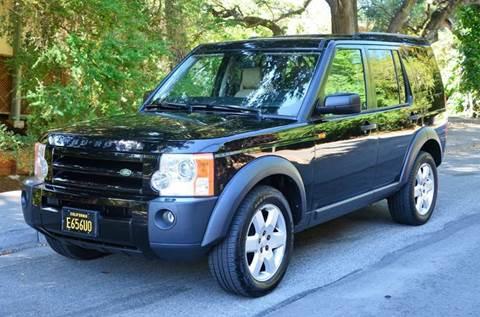 2005 Land Rover LR3 for sale at Brand Motors llc - Belmont Lot in Belmont CA