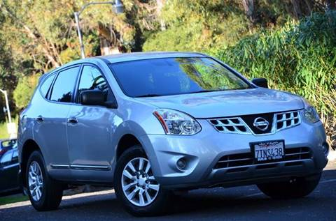 2013 Nissan Rogue for sale at Brand Motors llc - Belmont Lot in Belmont CA