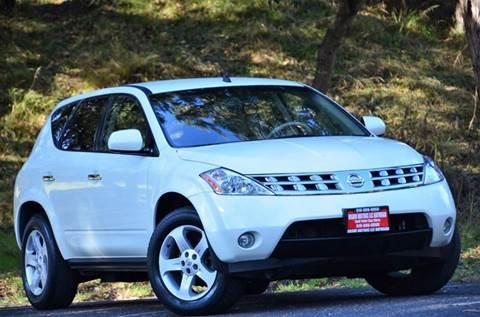 2005 Nissan Murano for sale at Brand Motors llc - Belmont Lot in Belmont CA