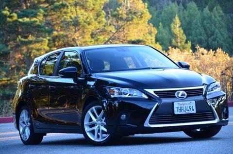 2015 Lexus CT 200h for sale at Brand Motors llc - Belmont Lot in Belmont CA