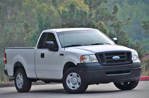 2007 Ford F-150 for sale at Brand Motors llc - Belmont Lot in Belmont CA