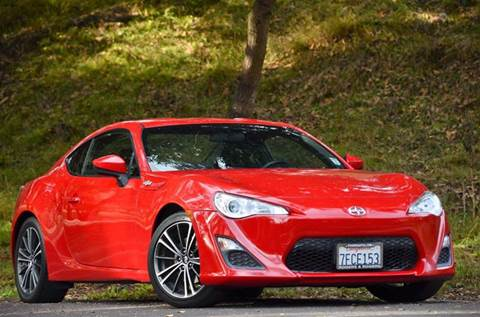 2014 Scion FR-S for sale at Brand Motors llc - Belmont Lot in Belmont CA