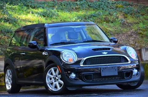 2012 MINI Cooper Clubman for sale at Brand Motors llc - Belmont Lot in Belmont CA