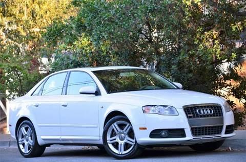 2008 Audi A4 for sale at Brand Motors llc - Belmont Lot in Belmont CA
