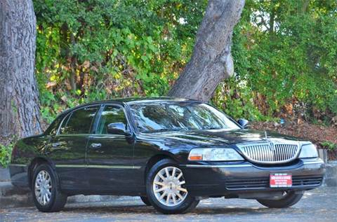 2006 Lincoln Town Car for sale at Brand Motors llc - Belmont Lot in Belmont CA