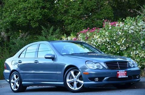 2005 Mercedes-Benz C-Class for sale at Brand Motors llc - Belmont Lot in Belmont CA