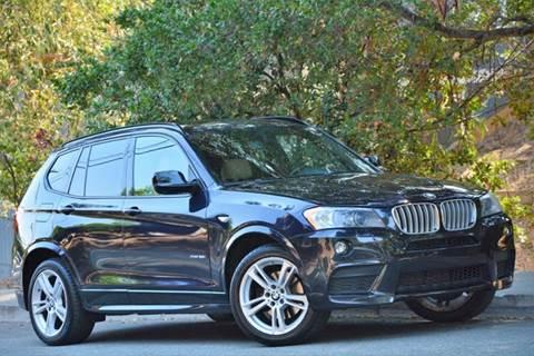 2014 BMW X3 for sale at Brand Motors llc - Belmont Lot in Belmont CA