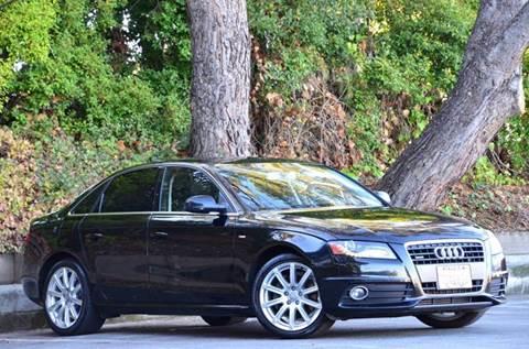 2012 Audi A4 for sale at Brand Motors llc - Belmont Lot in Belmont CA