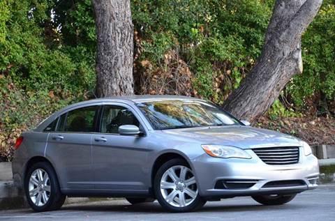 2013 Chrysler 200 for sale at Brand Motors llc - Belmont Lot in Belmont CA