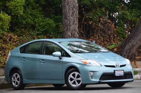 2015 Toyota Prius for sale at Brand Motors llc - Belmont Lot in Belmont CA