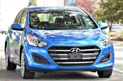 2017 Hyundai Elantra GT for sale at Brand Motors llc - Belmont Lot in Belmont CA