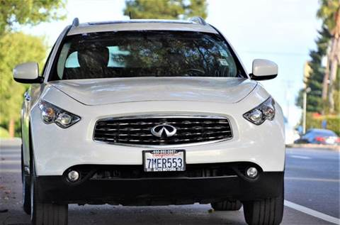 2009 Infiniti FX35 for sale at Brand Motors llc - Belmont Lot in Belmont CA