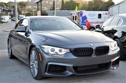 2015 BMW 4 Series for sale at Brand Motors llc - Belmont Lot in Belmont CA