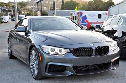 2015 BMW 4 Series for sale at Brand Motors llc - Belmont Lot in Belmont CA