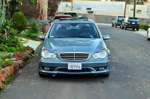 2006 Mercedes-Benz C-Class for sale at Brand Motors llc in Belmont CA