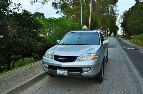 2002 Acura MDX for sale at Brand Motors llc in Belmont CA